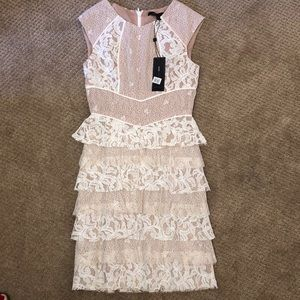 NWT Stunning BCBG Lace Dress from Nordstrom